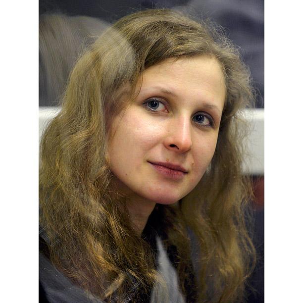 Maria Alekhina Pussy Riot