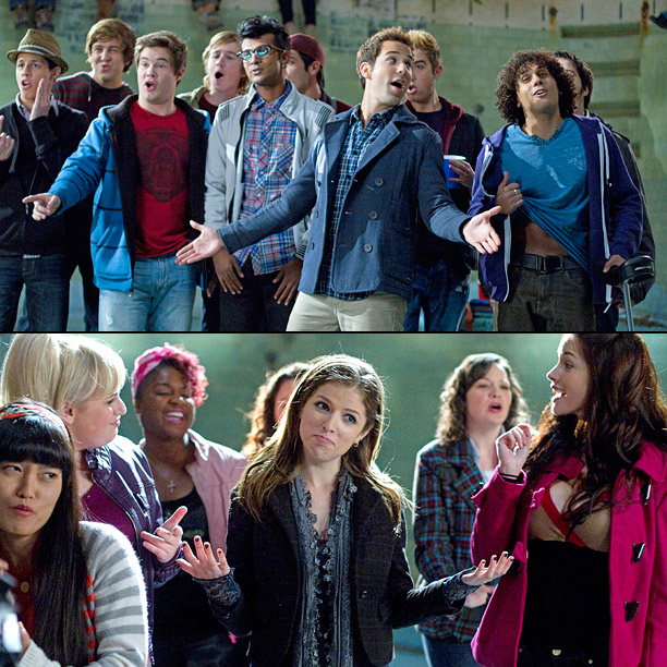 Claim to Fame: Pitch Perfect Major Perks: Spontaneous a cappella battles in the quad; great campus radio station; tons of cute, musically inclined boys; supportive…