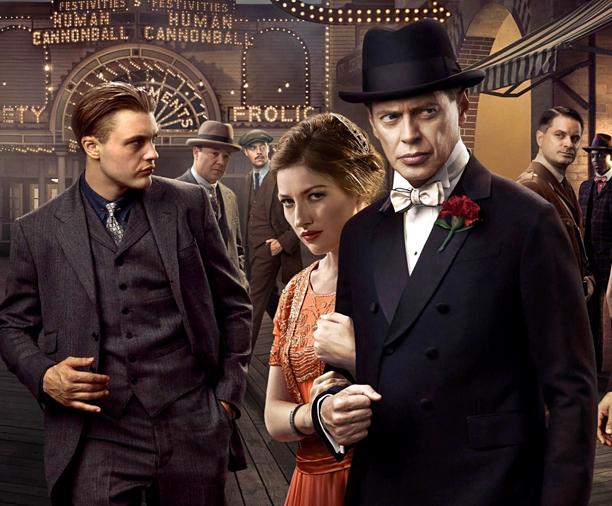 Steve Buscemi, Boardwalk Empire | HBO, 2010-present Courtesy of costume designers John Dunn and Lisa Padovani, the show's 1920s men's fashion is as captivating as the women's. ''We all wanted…