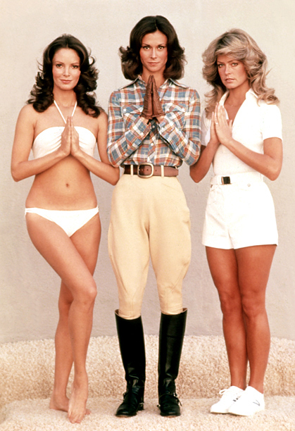 Jaclyn Smith, Kate Jackson, ... | ABC, 1976-81 The '70s hardly looked as good as it did in this 1976 series. The Angels (Jaclyn Smith, Kate Jackson, and Farrah Fawcett) kicked…