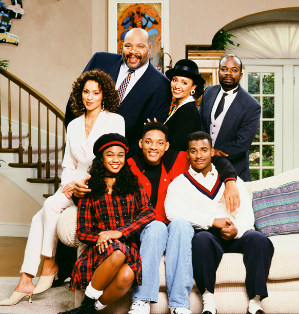 Will Smith, Tatyana Ali, ... | NBC, 1990-96 Will Smith's style has long been the envy of fans, but this sitcom took the rapper to a whole new level of influence.…