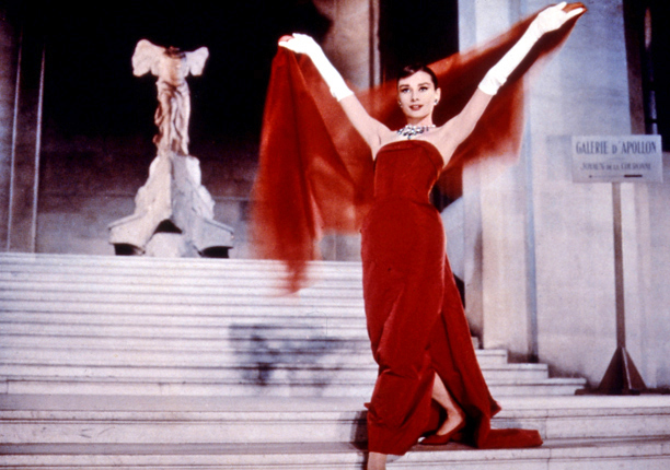 Audrey Hepburn, Funny Face | A musical starring two of the '50s' biggest icons (Audrey Hepburn and Fred Astaire) — it's no surprise that the film pulled out all the…