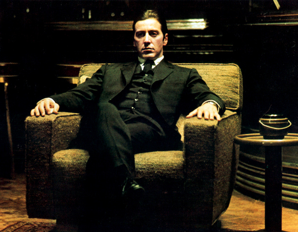 The Godfather: Part II | Sure, there were three Godfather films, but there's one clear winner when it comes to men's fashion. Courtesy of director Francis Ford Coppola and costumer…
