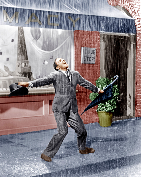 Gene Kelly, Singin' in the Rain (DVD - 2002) | Costume designer Walter Plunkett was behind the garments as glitzy as the fabulous musical's big production numbers. Star Debbie Reynolds reportedly bought most of the…