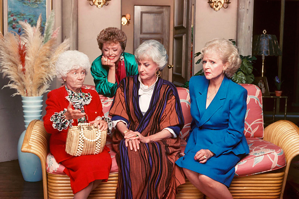 The Golden Girls | NBC, 1985-92 Don't discredit these '80s ladies based on their ages. These saucy GILFs knew how to best flatter what God gave them. Big hair,…