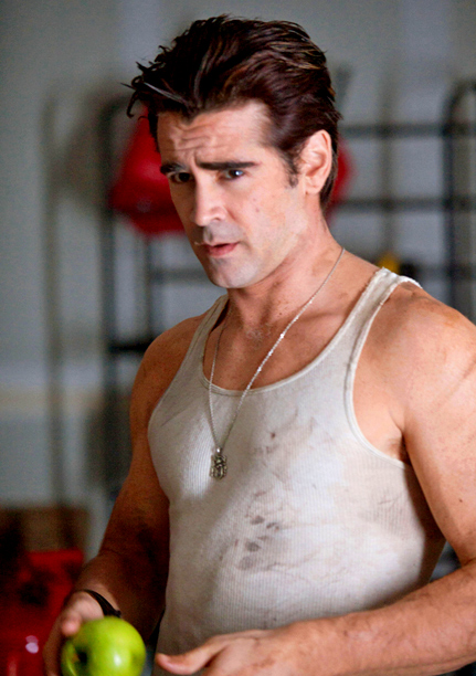 Colin Farrell, Fright Night | overcompensating for Miami Vice . From: Fright Night
