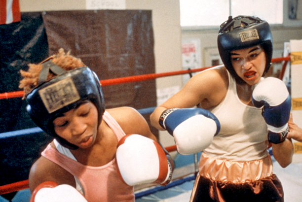 Michelle Rodriguez, Girlfight | in physical training to become Fast and Furious. From: Girlfight