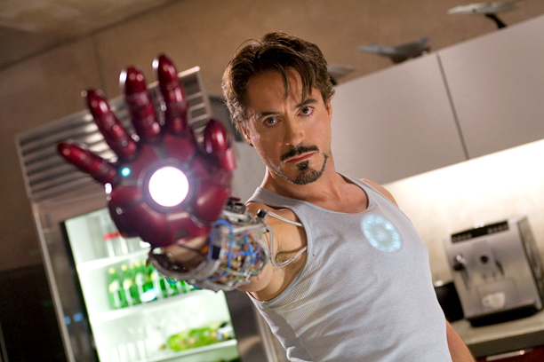 Robert Downey Jr., Iron Man | planning what to do with $50 million in Avengers profits. From: Iron Man