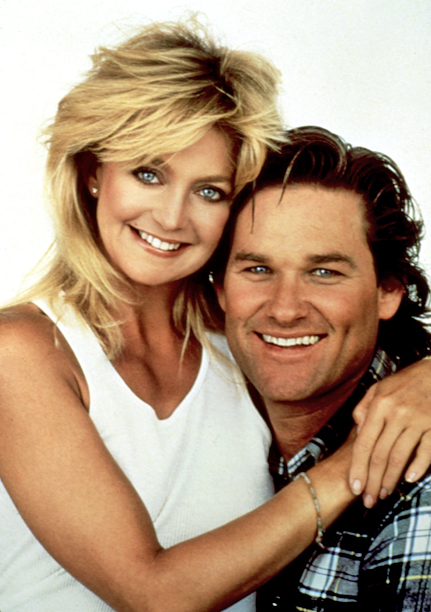 Goldie Hawn, Kurt Russell, ... | falling in love with a revenge-obsessed carpenter and becoming the mother of his children. From: Overboard