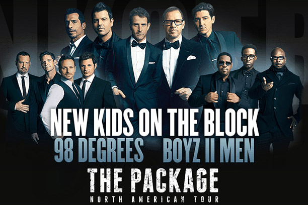 EW's Must List | After the success of 2011's NKOTBSB supertour, New Kids on the Block offer up another boy band-stravaganza, tapping 98 Degrees and Boyz II Men to…