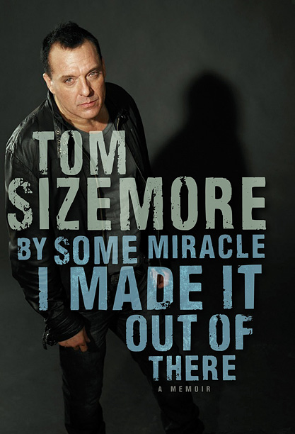 By Some Miracle I Made It Out of There is a tell-all that really tells all. ( Out now ) — Stephan Lee