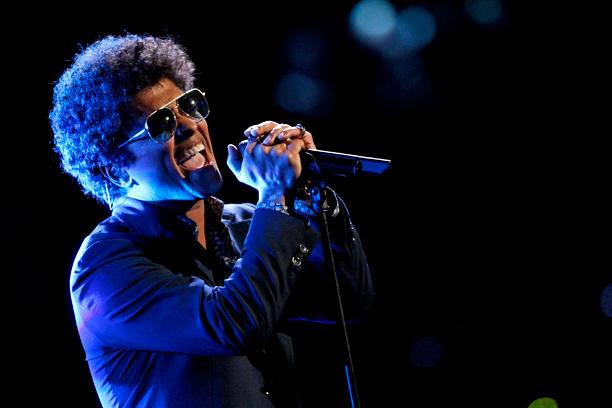 The Voice Bruno Mars