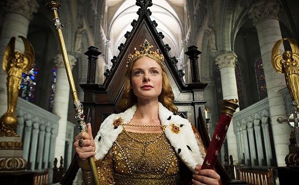 The BBC's miniseries about the scheming women vying to be the true power behind the English throne during the 15th century War of the Roses…