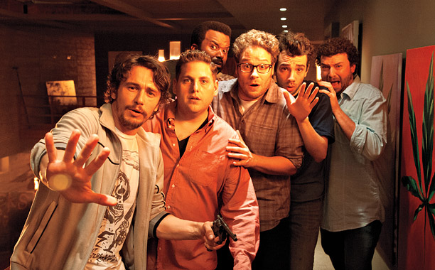 APOCALYPSE WOW! James Franco, Jonah Hill, Craig Robinson, Seth Rogen, Jay Baruchel and Danny McBride all star in this hilarious take on the end of…