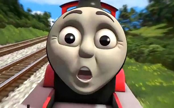 Thomas The Tank Engine Clip