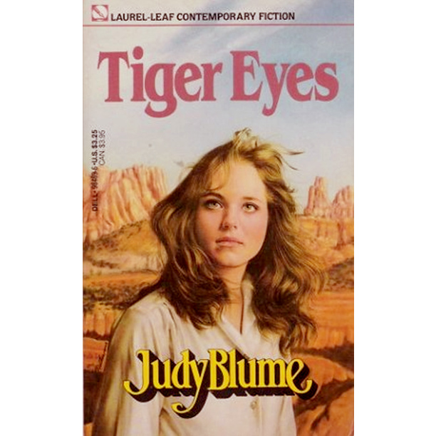Tiger Eyes Judy Blume