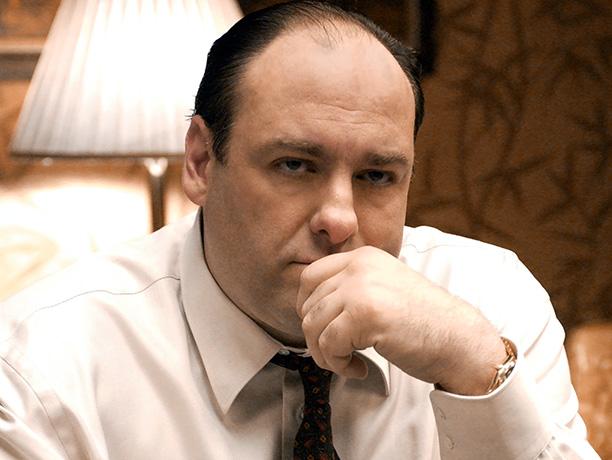 James Gandolfini, The Sopranos