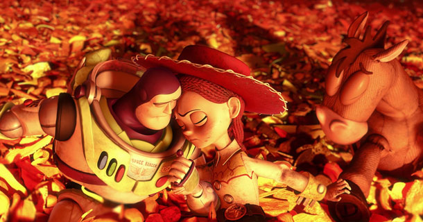 Toy Story 3 | While this scene may have caused nightmares for the youngest of moviegoers, it brought tears to many people's eyes. Andy's toys find themselves in a…