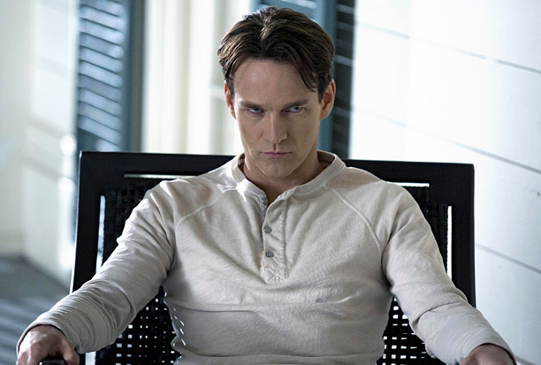 Bill Compton (Stephen Moyer, shown) and Bon Temps welcomes plenty of new blood for season 6 of the HBO fleshtival. Arliss Howard and Amelia Rose…
