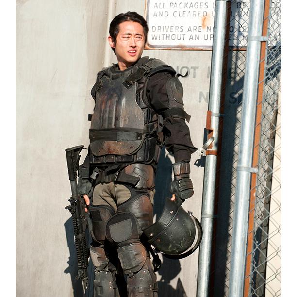 Wardrobe Walking Dead 03