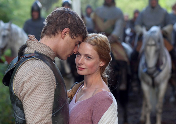 EW's Must List | Making its Stateside debut on STARZ later this summer, the British import (based on Philippa Gregory's historical novels) may have cast Max Irons (a.k.a. Jeremy's…
