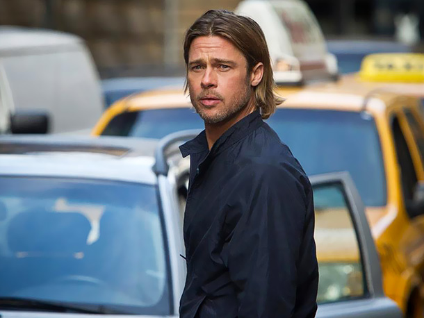 Brad Pitt, World War Z | Zombies are expected to be a shambling mess falling apart at the seams — zombie movies, not so much. Brad Pitt's geopolitical undead thriller found…