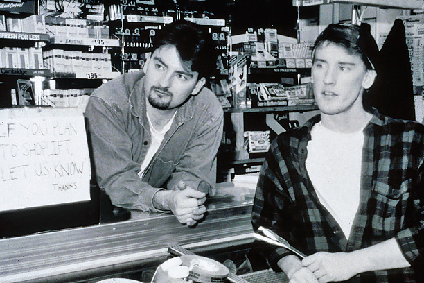 As seen in: Clerks Worst part of the job: The people watching can be good, but the hours are terrible, and it's mostly interminable boredom.…