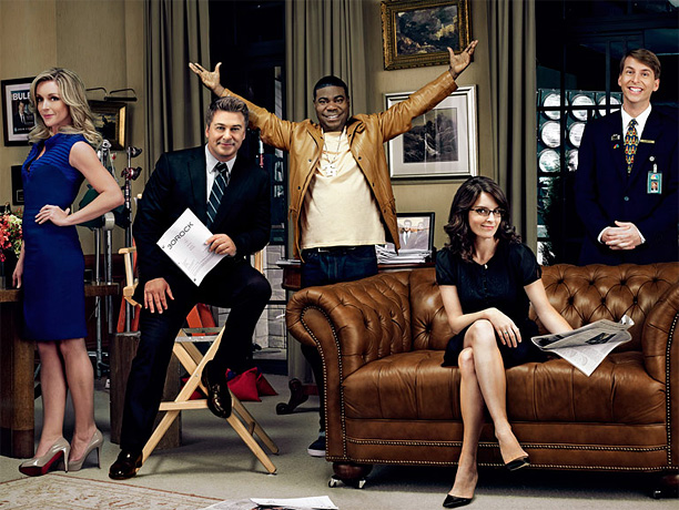 NBC, 2006-13 Mining her experience at Saturday Night Live , Tina Fey played the prickly, winningly uncool, sandwich-loving head writer of a sketch-comedy show who…