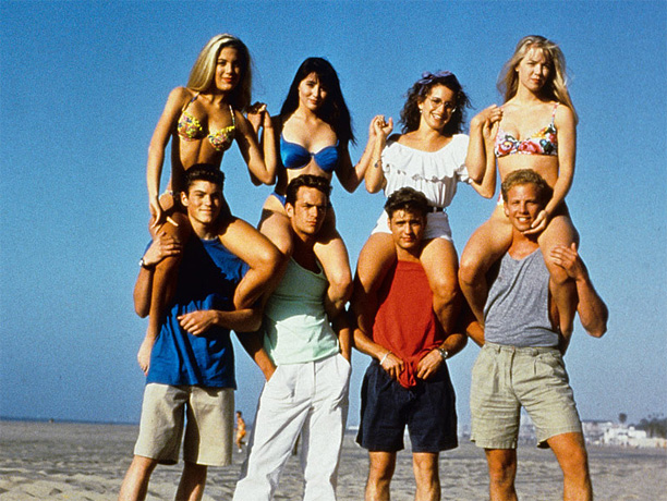 Fox, 1990-2000 Wholesome Minnesota twins Brandon (Jason Priestley) and Brenda (Shannen Doherty) moved to the tony zip and tackled issues like sex, divorce, suicide, poverty,…