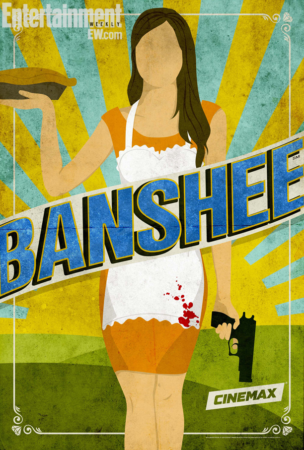 Banshee Character Poster Carrie