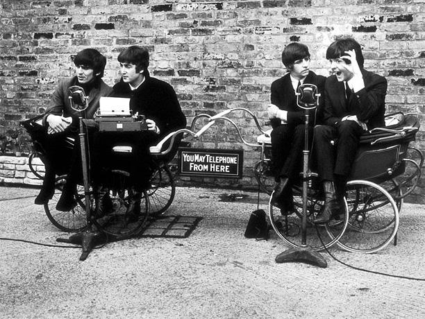Directed by Richard Lester A jukebox rock fable that's really one of the great screen musicals, with the young Beatles snarking and cavorting like gods…