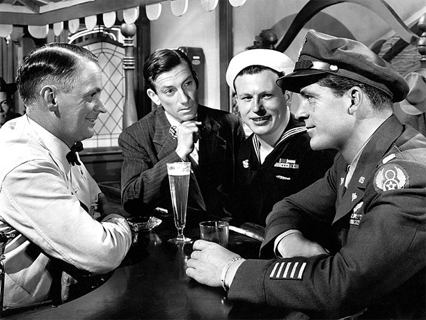 Directed by William Wyler Three World War II veterans return home in one of the least sentimental war pictures of all time, a soldiers' story…