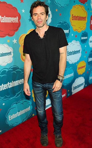 Billy Burke, San Diego Comic-Con 2013