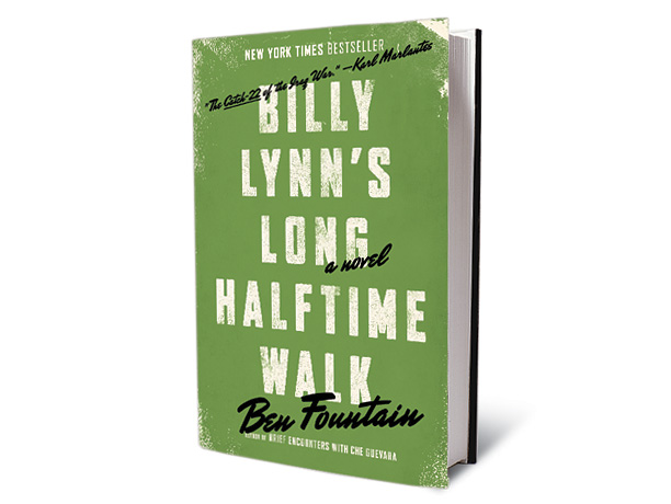 The Iraq war finally gets its great novel. Nineteen-year-old Billy Lynn and his squadmates — instant celebrities after prevailing in a firefight — are being…