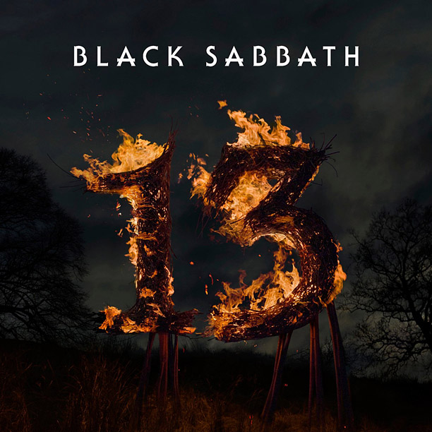 UNLUCKY NUMBER '13' Producer Rick Rubin tries to resuscitate the careers of iconic rockers Black Sabbath in their latest offering.