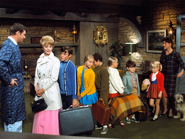 ABC, 1969-74 Here's the story of a blended family — blond girls mashed up with brunet boys, with a perfectly cast Florence Henderson and Robert…