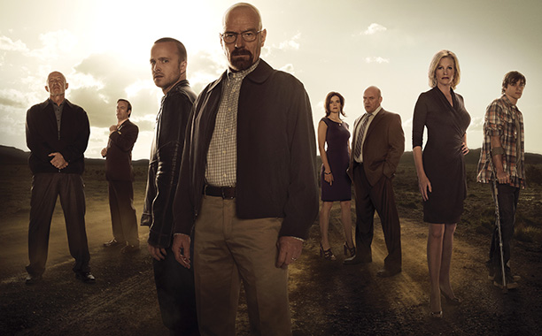 '' Breaking Bad . I have constantly heard from critics and friends what an amazing show it is, possibly one of the best shows ever…