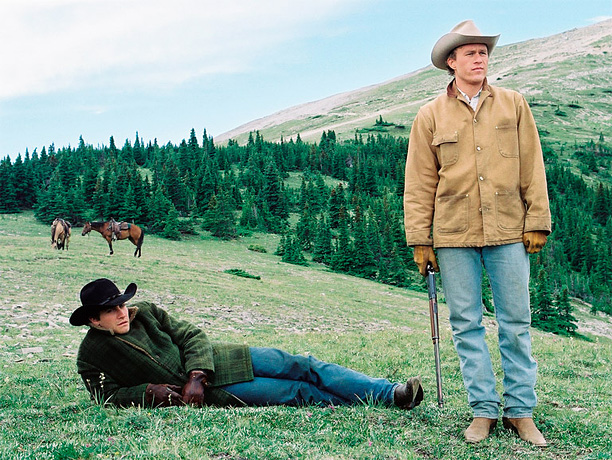 Directed by Ang Lee In Lee's beautifully delicate romance, a couple of seasonal cowboys fall in love in Wyoming in 1963, then suffer in secret…