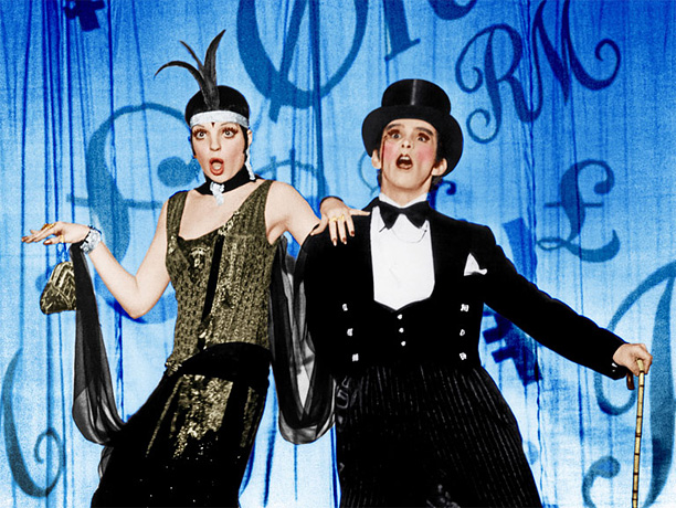Directed by Bob Fosse Liza Minnelli's Sally Bowles, a ''divinely decadent'' American in pre-WWII Berlin, belts out ''Life is a cabaret,'' and we believe every…