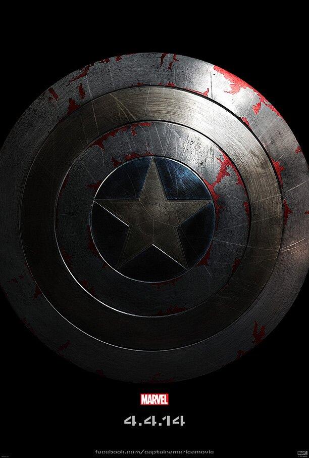 Captain America: The Winter Soldier' teaser poster revealed! | EW.com