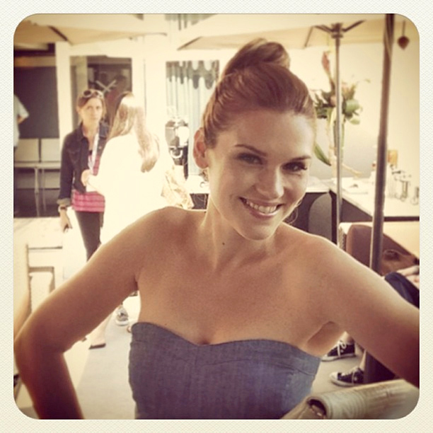 San Diego Comic-Con 2013 | The perfect pose by @emilyrosela