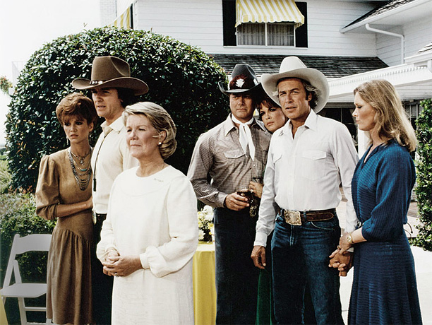 CBS, 1978-91 Look up ''cliff-hanger'' in the dictionary, and Dallas — particularly the mystery of who shot lovable scoundrel J.R. — should be listed. The…