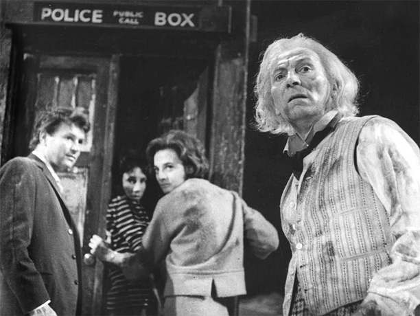 BBC, 1963-present A cultural institution as much as a show, the series has long taken the ridiculous — an eccentric humanoid alien with a time-traveling…