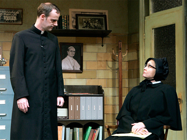 By John Patrick Shanley Far more nuanced than the 2008 film, Shanley's play centers on the fascinatingly ambiguous bond between a parish priest and an…