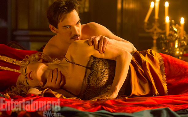 Who doesn't want to see the broodingly sexy Jonathan Rhys Meyers vamp it up? NBC's new take on Bram Stoker's classic has a fair share…