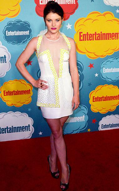 Emilie de Ravin, San Diego Comic-Con 2013
