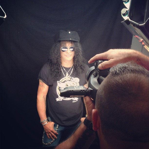 Slash, San Diego Comic-Con 2013 | SLASH!!!!!
