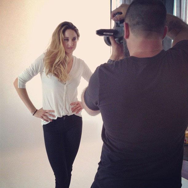 San Diego Comic-Con 2013, Shailene Woodley, ... | Divergent 's Shailene Woodley