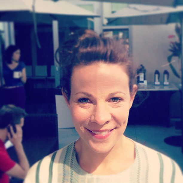 Lili Taylor, San Diego Comic-Con 2013 | #lilitaylor just hanging out