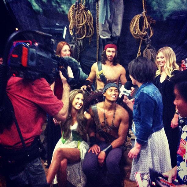 San Diego Comic-Con 2013 | EW 's Denise Warner asks local Comic-Con pirates some tough questions